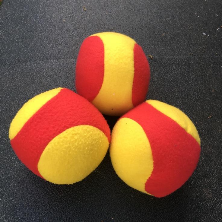 Mario Fire Balls