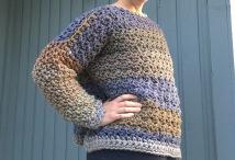 Four Hour Caron Tea Cake Sweater